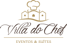 Villa do Chef Eventos & Suites - Logo
